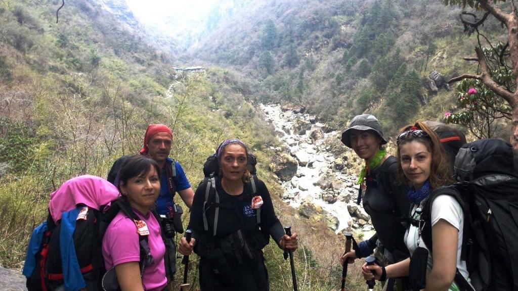 Prva zenska himalajska ekspedicija 1